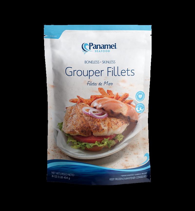 Grouper Fillets