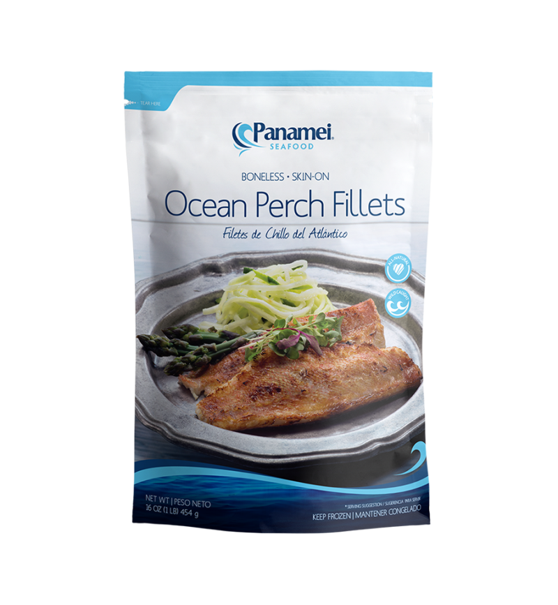 Ocean perch fillets panamei seafood for Ocean perch fish