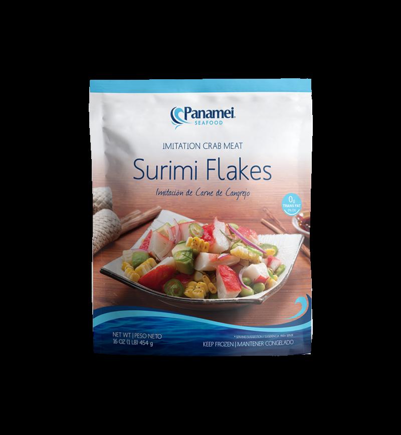 Surimi Flakes