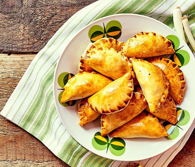 Shrimp Empanada