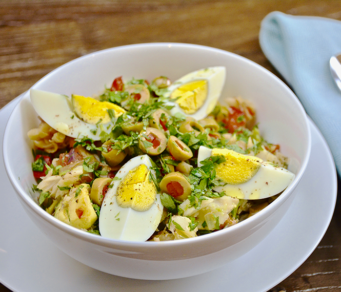 Salted Pollock Salad